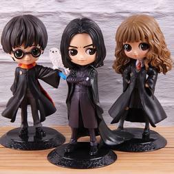 Q Posket Hermione Granger Harry Severus Snape PVC Collectibl