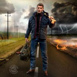 QMX Supernatural Dean Winchester 1:6 Scale Articulated Figur