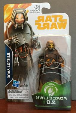 Star Wars Quay Tolsite action figure - Force Link 2.0 - NEW