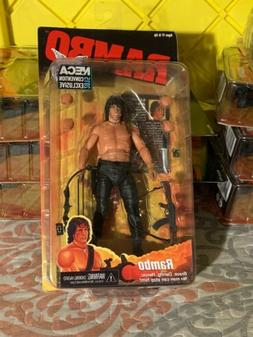 "NECA RAMBO & THE FORCE OF FREEDOM 7"" Action Figure – SDCC"