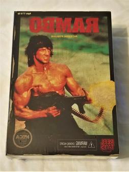 Rambo First Blood Action Figure | Reel Toys | NECA | NIB NIP
