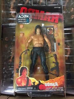 """neca rambo sdcc 2015 force for freedom 7"""" figure"""