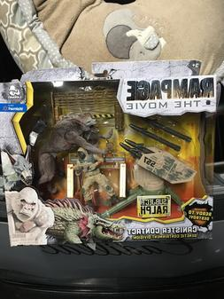 Rampage Canister Playset Wolf Movie Ralph Action Figure