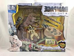 Rampage - Movie - Canister Contact - Ralph - Action Figure -