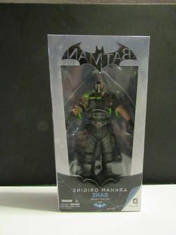 Rare Batman Arkham Origins Series 1 Bane Action Figure MIB
