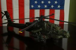 RARE! Elite Force BBI  AH-64 Apache Longbow Attack Helicopte