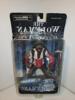 Rare, Mezco, The Wolfman, Blockbuster Exclusive, Chase Varia