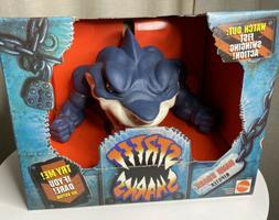 RARE Vintage 1994 Mattel Street Sharks Ripster Figure Hand S
