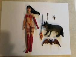 Ravyn SEXY Action Figure w/ Accessories fresh blister pull