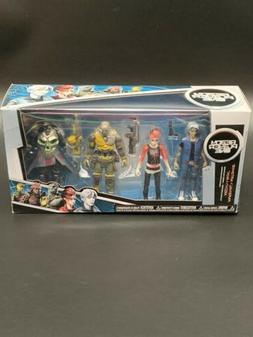 FUNKO Ready Player One 4 Action Figure pack Factory Sealed