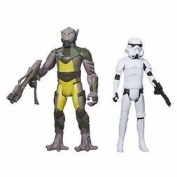 Star Wars Rebels, Mission Series, Garazeb Zeb Orrelios And S