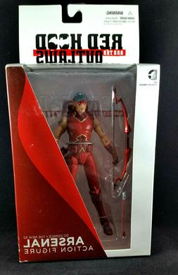 Red Hood and the Outlaws ARSENAL Action Figure from DC Colle