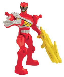 RED RANGER Power Mighty MIXX N MORPH Morphin Large Action fi