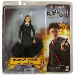 Neca Reel Toys Harry Potter Half Blood Prince series 1 Ginny