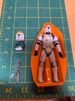 Star Wars Republic Gunship Pilot Phase One Clone Wars Troope