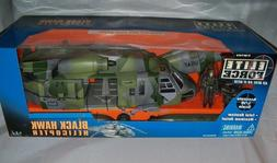Retired 1/18 BBi Elite Force AIR FORCE MH-60 PAVE HAWK Comba