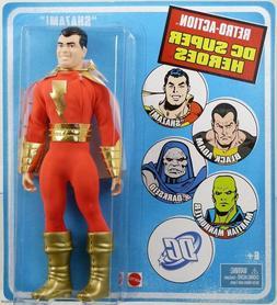 Mattel Retro-Action DC Super Heroes Shazam Collector Figure