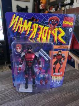 "Retro Marvel Legends Daredevil 6"" Spider-Man Series Carded F"