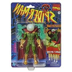 Marvel Legends Retro Spider-Man Series Mysterio Action Figur