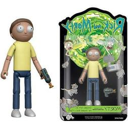 Funko Rick and Morty: Morty Fully Posable Action Figure Item