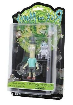 Funko Rick and Morty: Mr. Poopy Butthole Fully Posable Acti