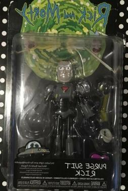 """Funko Rick and Morty Purge Suit Rick 5"""" Articulated Action F"""
