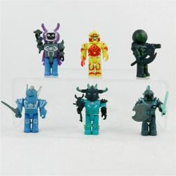 roblox action figures game character set 6