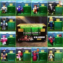 Roblox Celebrity Series 4 NEW! Mystery Action Figures GREEN