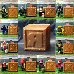 Roblox Series 8 NEW! Mystery Box BRONZE Cube Kids Toys Figur