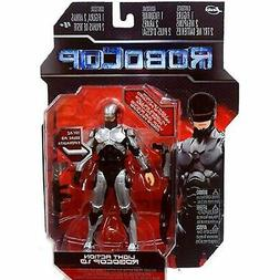 ROBOCOP LIGHT ACTION 1.0 SILVER by Jada