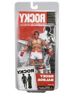 NECA Rocky 7 Inch Series 1 Action Figure Rocky Balboa Post F
