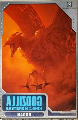 """RODAN Godzilla King of the Monsters 13"""" Wing to Wing Action"""