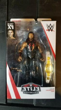 WWE Roman Reigns Elite Collection Series 65 Action Figure MA