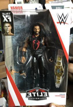 Roman Reigns - WWE Elite 65 Mattel Toy Wrestling Action Figu