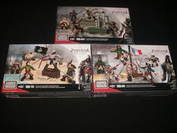 "MEGABLOKS Assassins Creed Box Sets ""Select Your Set"" Free Sh"