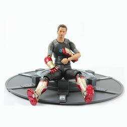 S.H.Figuarts Bandai Marvel Iron Man 3 Tony's Powered Stage A