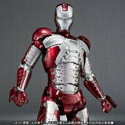 BANDAI Bandai S.H.Figuarts Iron Man Mark 5 Action Figure 6.2