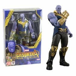 Bandai S.H.Figuarts Marvel Avengers Infinity War Thanos SHF