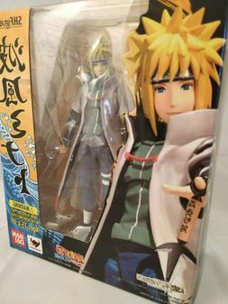 Bandai S.H. Figuarts Namikaze Minato Naruto Shippuden
