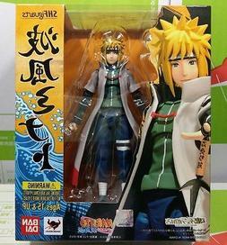 S.H.Figuarts Naruto MINATO NAMIKAZE  Action Figure Status Mo