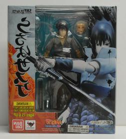 Bandai S.H. Figuarts Naruto Sasuke Uchiha action figure US A
