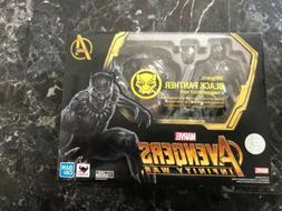 Bandai S.H.Figuarts SHF Marvel Avengers Infinity War Black P