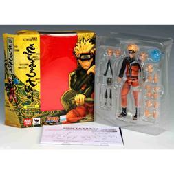 S.H.Figuarts Uzumaki Naruto Shippuden Action Figure Tamashii