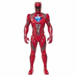Saban's Power Rangers Movie Red Ranger Action Figure 12 Inch