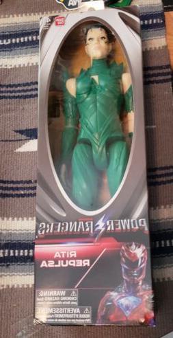 Saban's Power Rangers Rita Repulsa Green Action Figure Banda