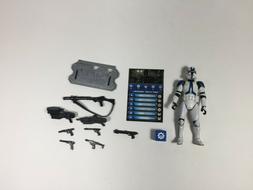 Star Wars Saga Legends Hasbro Action Figure 501st clone troo