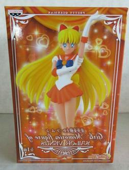 """Sailor Moon - Girls Memories Figure of SAILOR VENUS 6"""" Statu"""