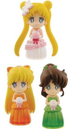 Sailor Moon - Stellar Color Figure Collection Vol. 2