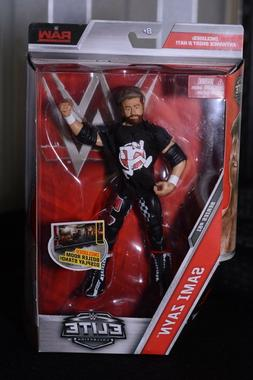 SAMI ZAYN Elite 51 WWE Mattel Brand New Action Figure Toy Mi