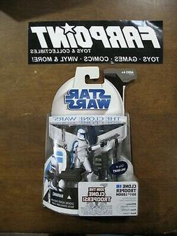 Sealed NEW MOC Star Wars Clone Wars 501st Legion Clone Troop